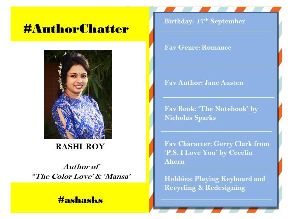 Author Summary- Rashi